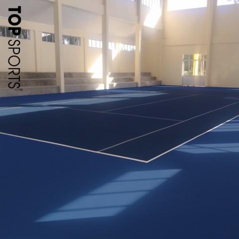 nha thi dau the thao tennis