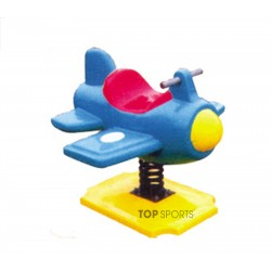 thú nhún trẻ em conposite máy bay