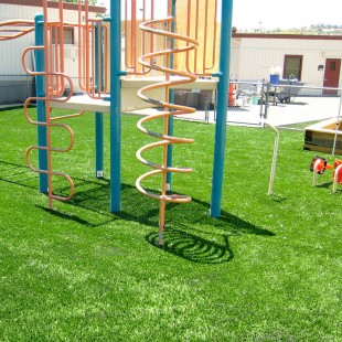 premium quality artificial turf for playground