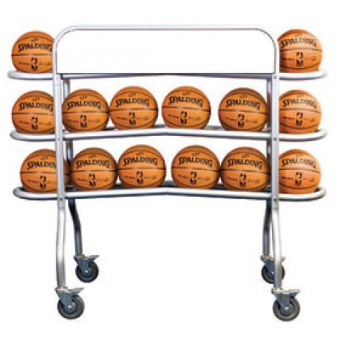 xe đựng banh bóng rổ