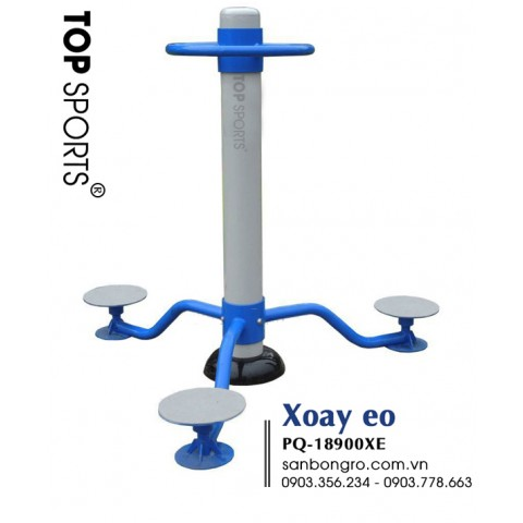 tap xoay eo