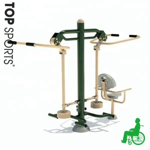 new design limit disabled sit strength fitness