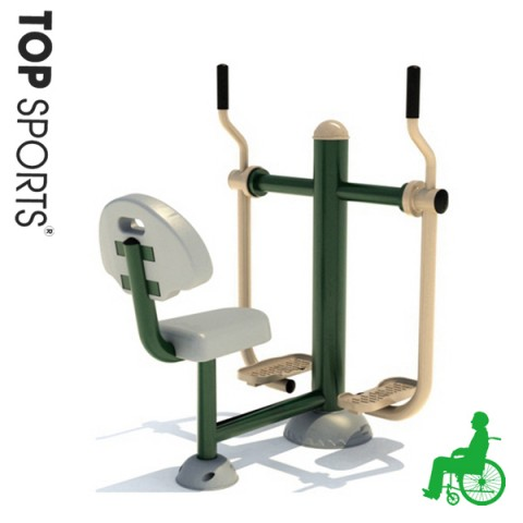 used disabled fitness equipment outdoor exercise for