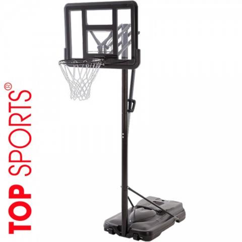 trụ bóng rổ di động điều chỉnh cho thiếu niên và trẻ em1