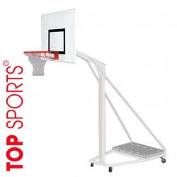 trụ bóng rổ di động tập luyện trường học trẻ em và thiếu niên