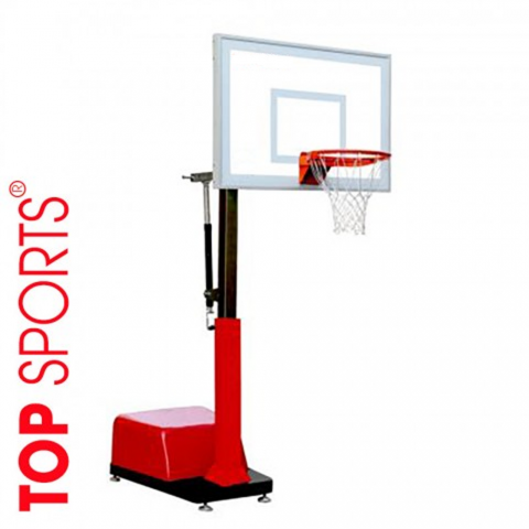 trụ bóng rổ di động tiểu học