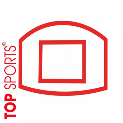 bảng bóng rổ gia Đình, trường học. topsports composite