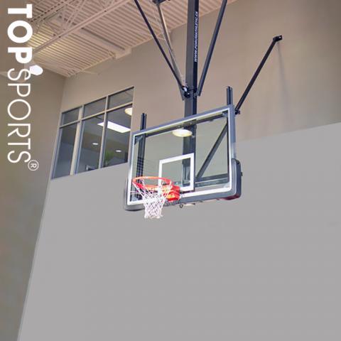 bảng bóng rổ gắn trần