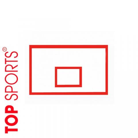 bảng bóng rổ trường học, gia đình. topsports composite