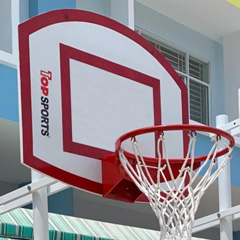 bảng bóng rổ gia đình topsport
