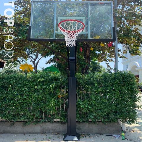 bảo vệ trụ bóng rổ cố định 1